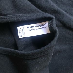 American Apparel Other - American Apparel Halter Unitard Size S
